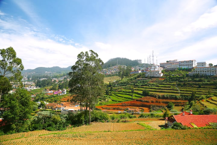 BELLE VUE HOME STAY Patna house  Ooty