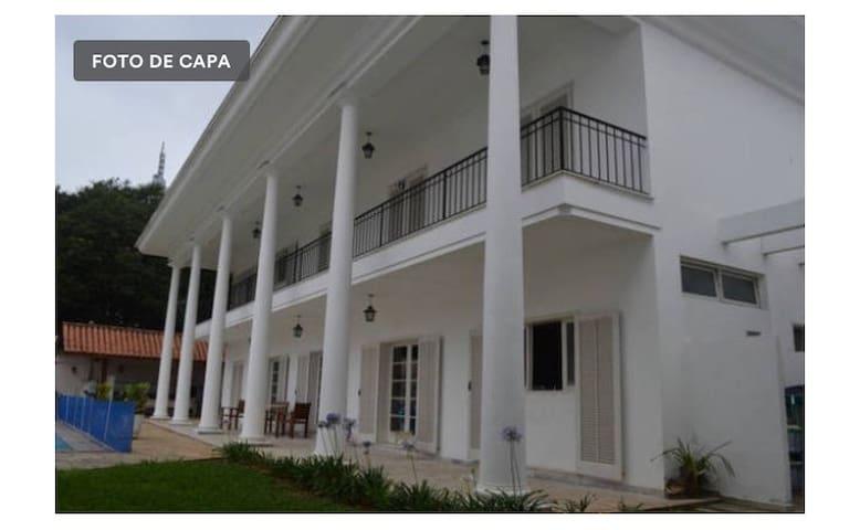 Aluga-se suíte em casa confortável em São Paulo *