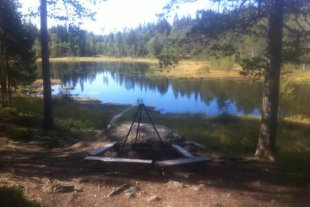 Beautiful nature 30 min. from Oslo - Gjerdrum - 獨棟