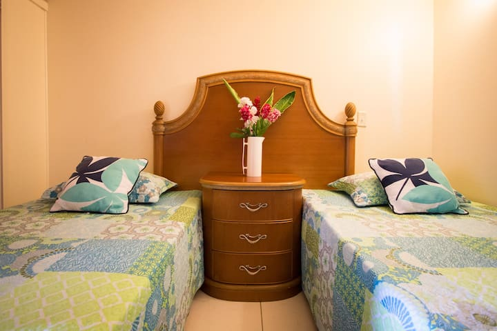 Holiday Apt for under $70 a night