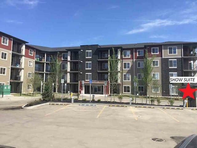 BRAND NEW 2 BD  Entire CONDO IN EDMONTON SW