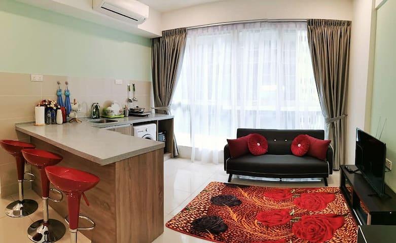 Sutera Avenue @Qamelia Residence near Imago Mall