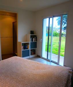 chambre particuliere 3kms de l océan - Labenne - Rumah