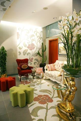 步行街边的精致房间,感受老汉口风情 - Wuhan - Bed & Breakfast