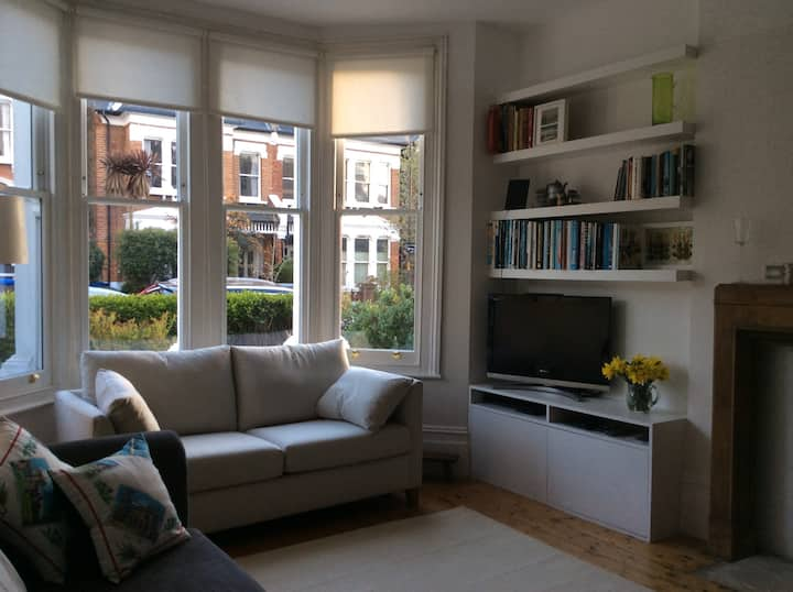 A great one bedroom garden flat