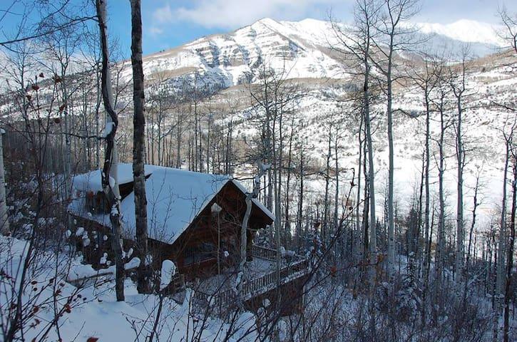 Yule Creek Lodge - Marble - Kulübe