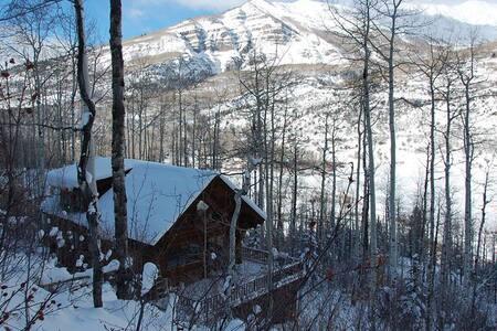 Yule Creek Lodge - Marble - Mökki