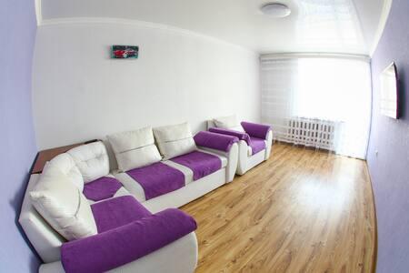 Уютная квартира в центре города Костанай