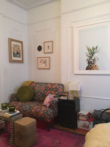 Artistic Studio in Crown Heights - บรุกลิน - อพาร์ทเมนท์