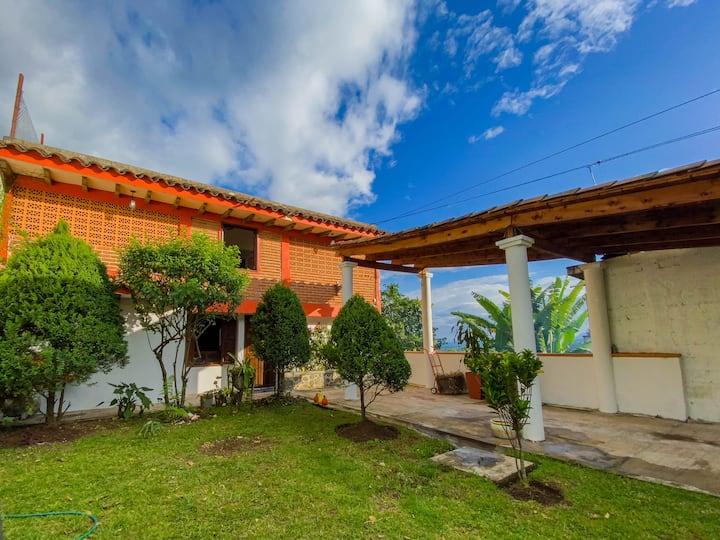 Hermosa casa en Xico, Pueblo Mágico!