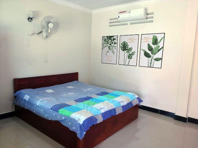心燕家园度假民宿2号房间