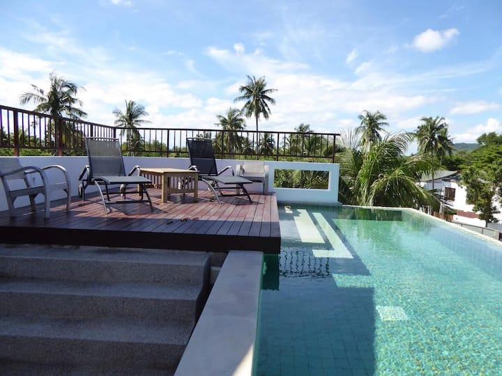 Best located Luxury Villa in Pranburi