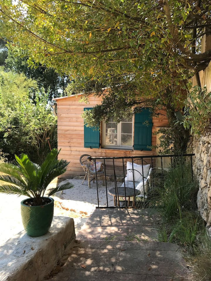 """Vegane Ferien in der Provence"""