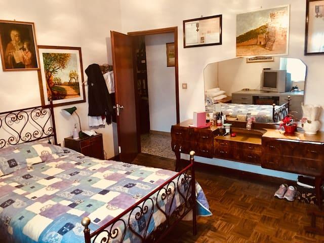 Vintage rooms center historisc italian village