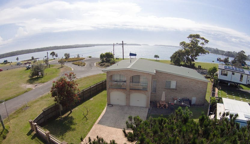 Waterfront Three Bedroom House