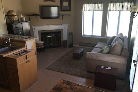 Cozy Cabin style Condo - Brian Head - Appartement