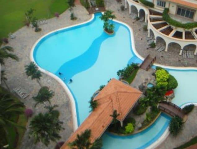 Ocean Palm Condo, SeaView Tower - Melaka