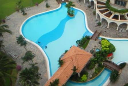 Ocean Palm Condo, SeaView Tower - Melaka - Apartment