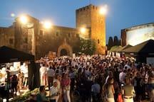 Festival de Cap Roig :   10 minuts a        peu de l'apartament.