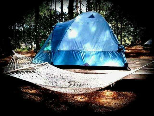 GLAMPING en camping FLOR DE PEZ PDD - Punta del Diablo - Çadır