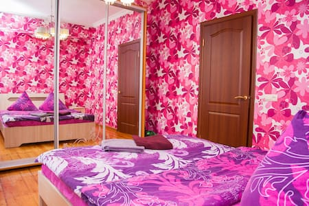 2 Room semi-luxury Apt on Stalevarov 7
