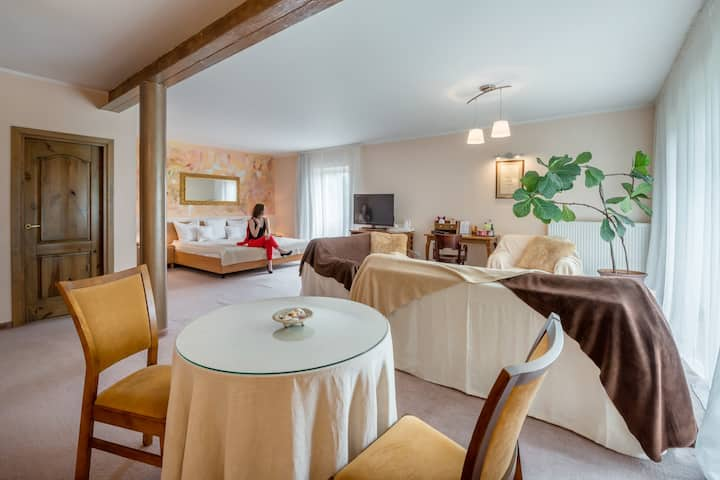 ROMANTIC Boutique Hotel & SPA - Suite