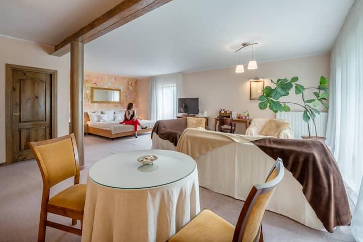 ROMANTIC Boutique Hotel & SPA - Suite