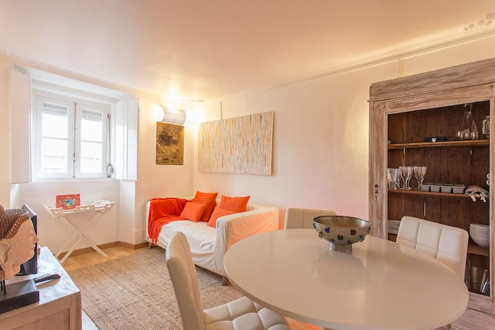 Appartement très charmant à Lisbonne, Rossio