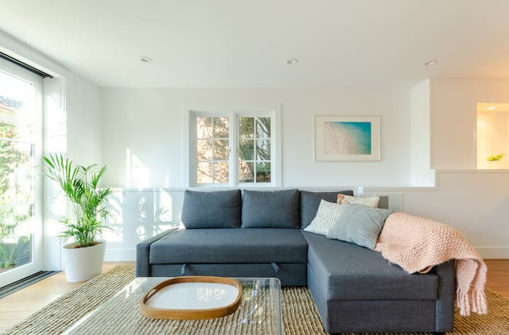 Modern Garden Apartment