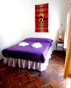 Private room+bathroom in quiet part of Montevideo