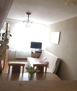ENTIRE APARTMENT CLOSE TO THE CITY CENTER - Kielce - Wohnung