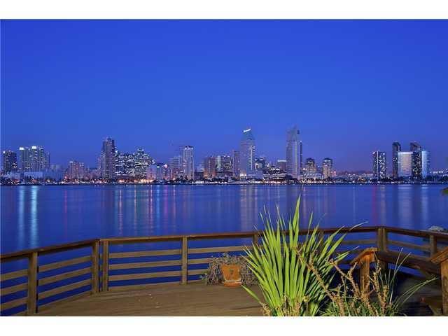 Waterfront Home with Unparalleled Skyline Views - Coronado - Maison