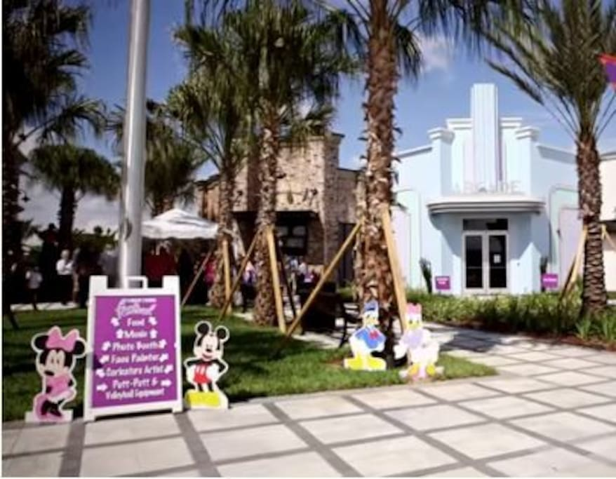 Sweet Home Vacation Disney Rentals Vacation Homes Florida Orlando Festival Resort