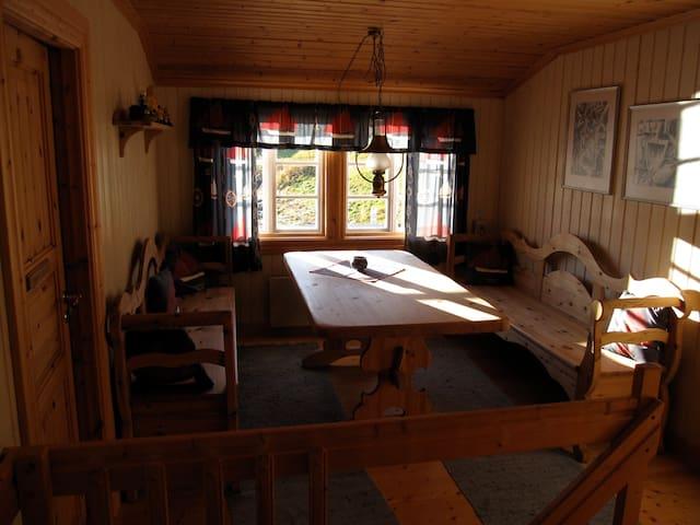Finvåg sjøhus - Myre - บ้าน