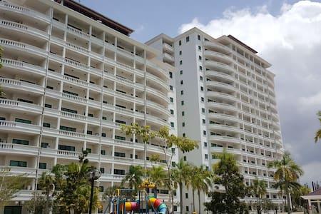 Apartment type A/B/E, Imperial Suites Bintulu