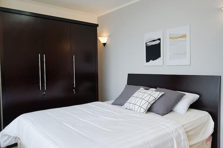 Master Bedroom in Shared Unit Beverly Tower 1 04-1
