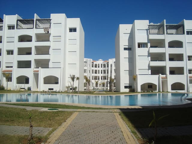 appartement in a tourist residence - Asilah - Apartamento