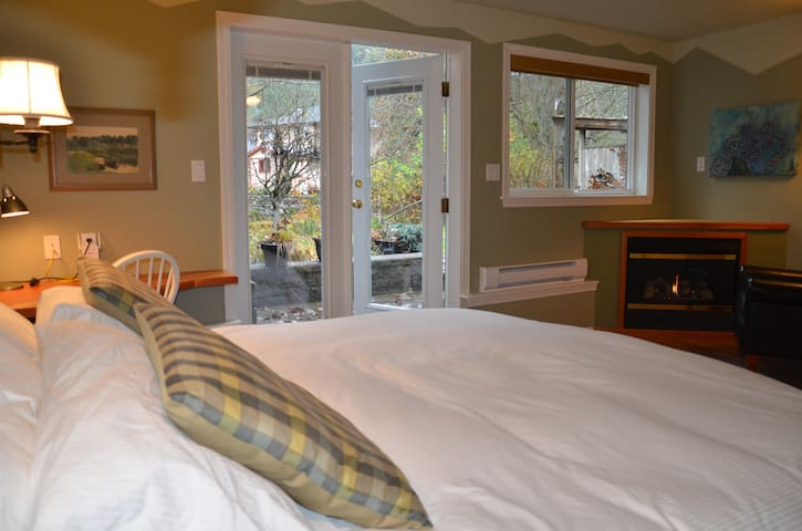 Luxurious suite in Sea to Sky - Squamish - Daire