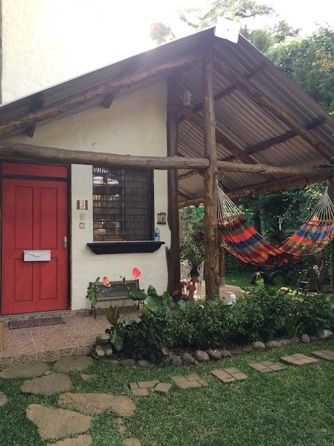 Casa de campo en Apaneca ahuachapan