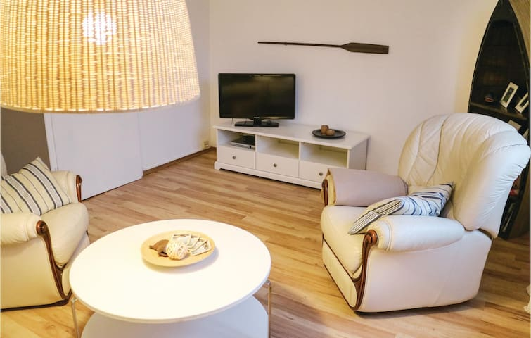 Holiday apartment with 2 bedrooms on 56 m² in Bad Doberan-Heiligend.