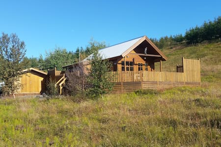 Private cottage 15 min from Akureyri - Peaceful
