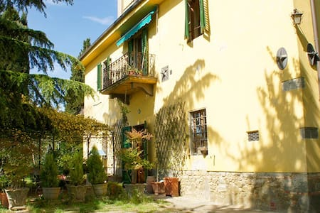 Soggiorno nell'antica  casa Colonica Bellosguardo - Figline valdarno  - Bed & Breakfast