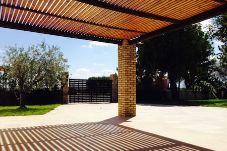 COUNTRYHOUSE IN  THE VINEYARDS - San severo