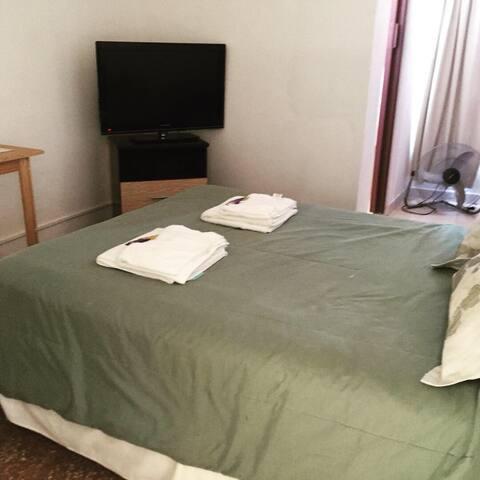 Bardas hotel Cinco Saltos