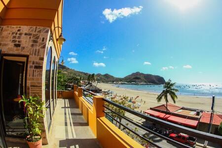 Beachfront condo - San Juan del Sur - Osakehuoneisto