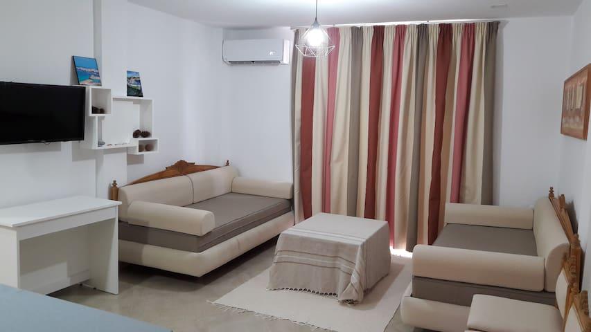 Appartement dans l'hôtel mahdia beach