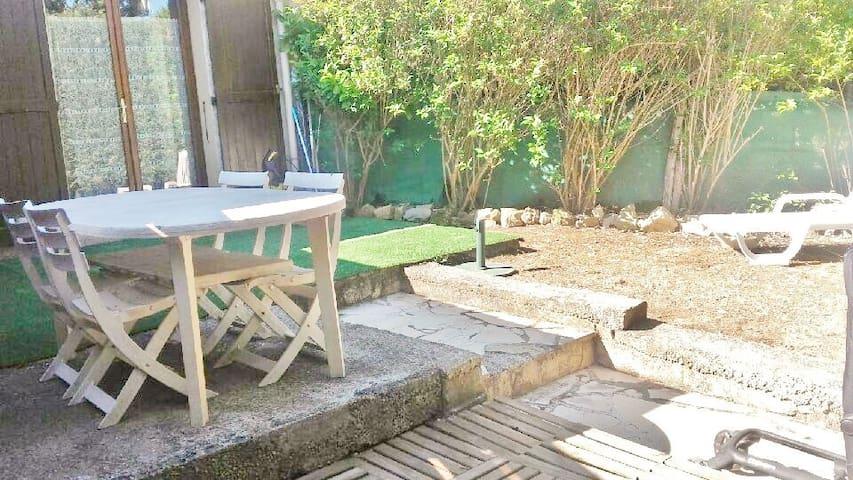 Cottage 5 personnes - Piscine - Tennis - Volley - Saint-Cézaire-sur-Siagne - Casa