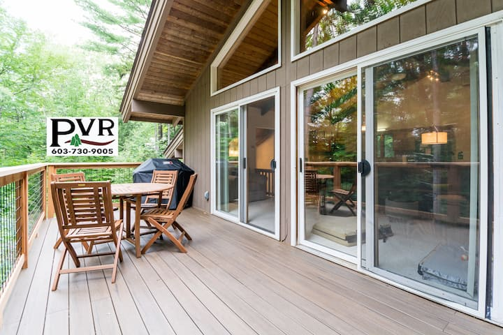 3BR Near Storyland, Hiking & Shopping. Lg Deck w/ Grill,AC,WiFi,Pets Welcome - 30 Graz Place