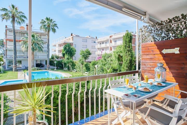 Pure Pool Sensation Apartment Sitges Beach