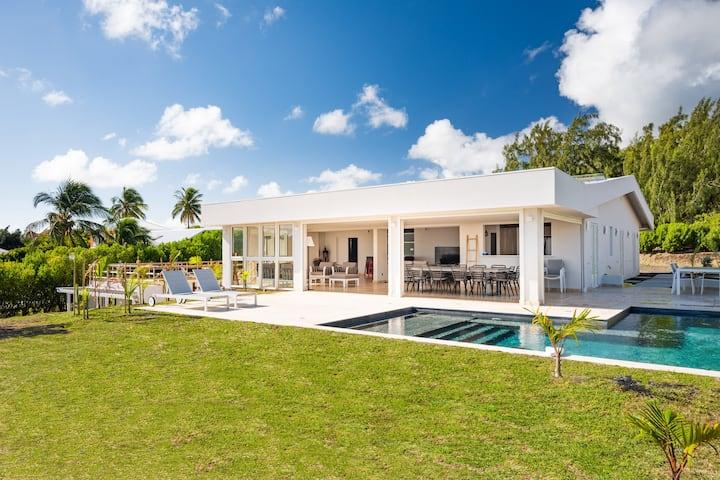 Villa Pétronille , villa de luxe à la Martinique